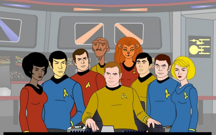 Random Cool Video: Watch All 22 Episodes of Star Trek: The Animated Series Online for FREE!