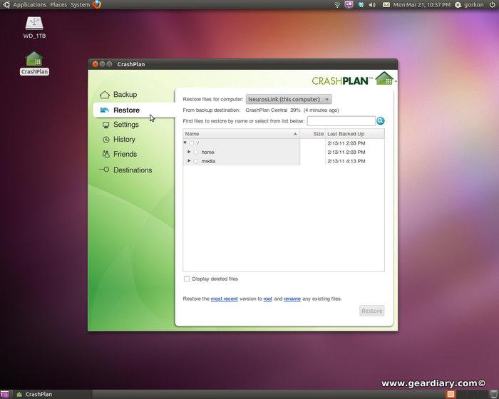 Review: CrashPlan+ Online Data Backup and Storage