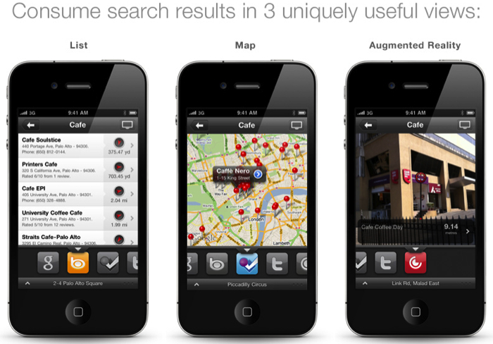 iPhone App Review: Localscope GPS App  iPhone App Review: Localscope GPS App  iPhone App Review: Localscope GPS App