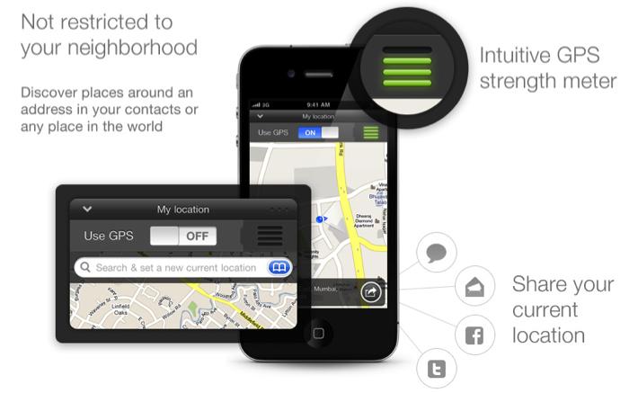iPhone App Review: Localscope GPS App