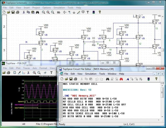 SPICE: 40 Years of Open-Source, Circuit Simulation Goodness