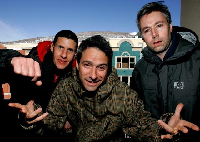 RIP Adam Yauch, the Beastie Boys MCA