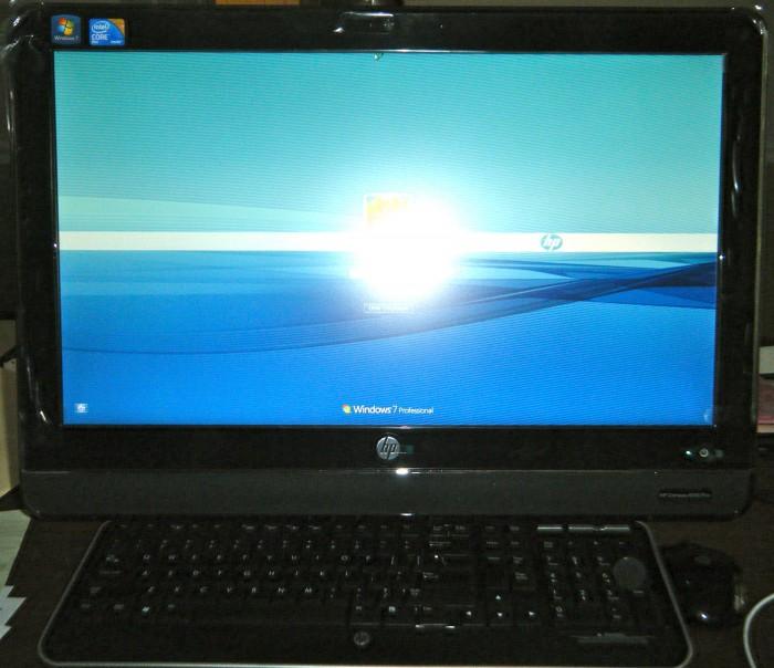 Desktop PC Review: Hewlett Packard HP Compaq 6000 Pro All-in-One  Desktop PC Review: Hewlett Packard HP Compaq 6000 Pro All-in-One  Desktop PC Review: Hewlett Packard HP Compaq 6000 Pro All-in-One