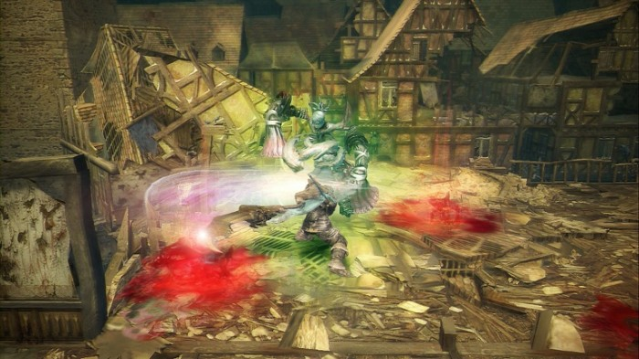 Knights Contract PlayStation 3 Game Review