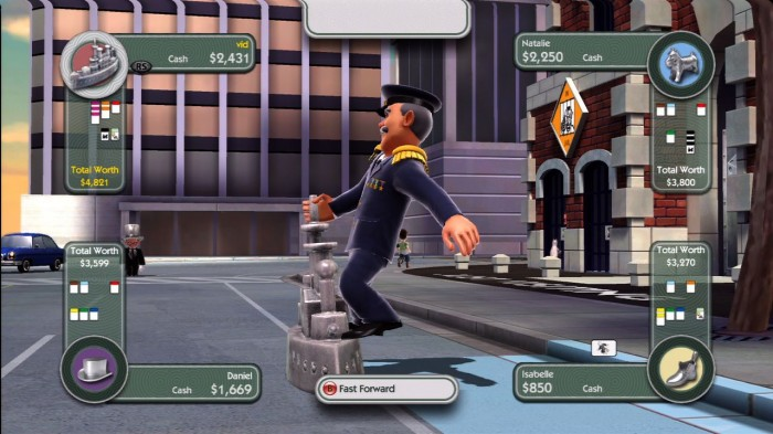 Wii Game Review: Monopoly Streets  Wii Game Review: Monopoly Streets  Wii Game Review: Monopoly Streets  Wii Game Review: Monopoly Streets