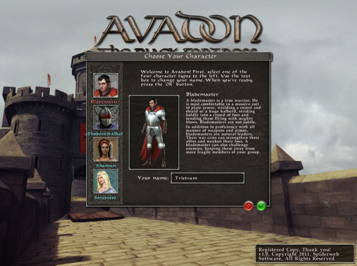 iPad Game Review: Avadon: The Black Fortress