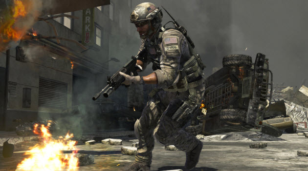 Next Call of Duty to Charge Monthly Fee for Multiplayer