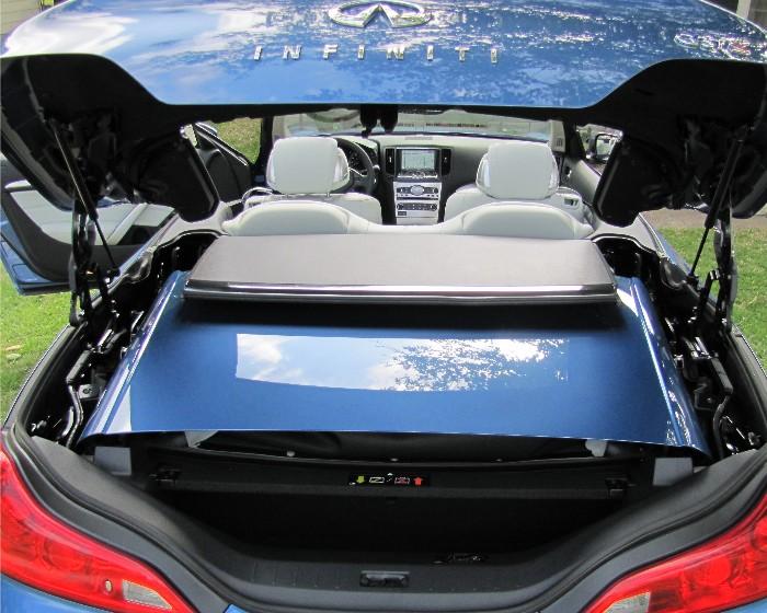 Infiniti's Endless Summer: 2011 G37 Convertible