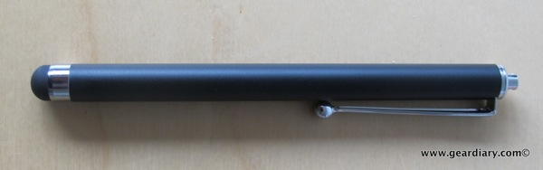 GD Quickie Review: PPC Techs Apple iPad Black Universal Capacitive Stylus