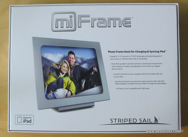 iPad Accessory Review: miFrame Photo Frame Dock for iPad  iPad Accessory Review: miFrame Photo Frame Dock for iPad  iPad Accessory Review: miFrame Photo Frame Dock for iPad  iPad Accessory Review: miFrame Photo Frame Dock for iPad
