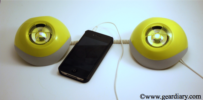 Portable Speaker Review: The Bomb from iFrogz
