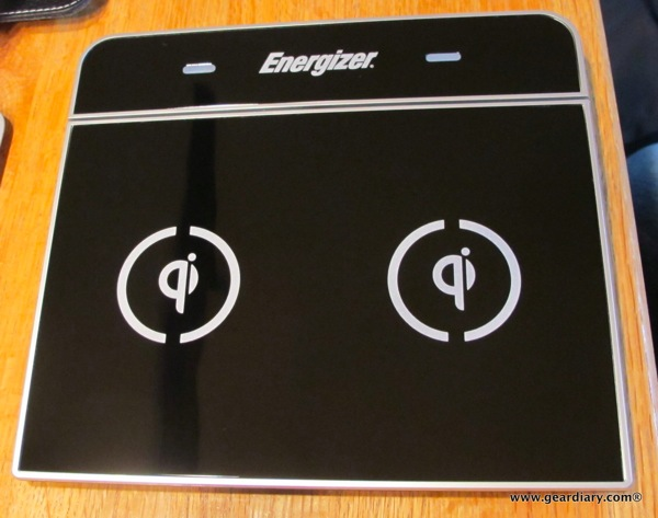 Energizer Qi-Enabled 3 Position Inductive Charger Review  Energizer Qi-Enabled 3 Position Inductive Charger Review  Energizer Qi-Enabled 3 Position Inductive Charger Review