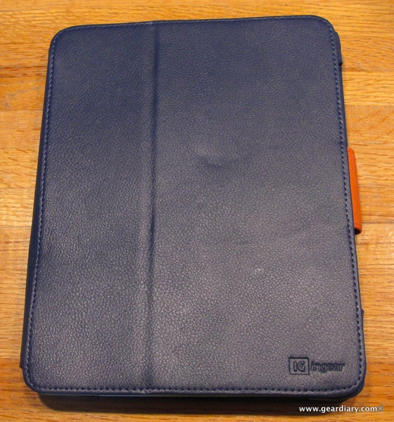 iPad 2 Case Review: InGear Smart Folio