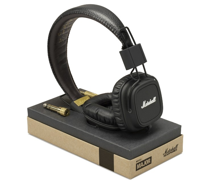 Marshall Headphones: The Major