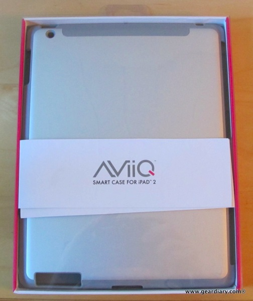 iPad Case Review: AViiQ Smart Case for iPad 2
