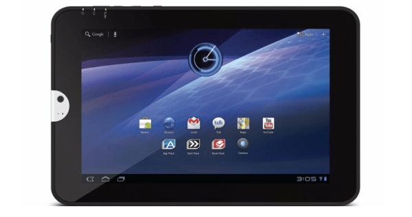 Unboxing the Toshiba Thrive Android 3.1 Tablet