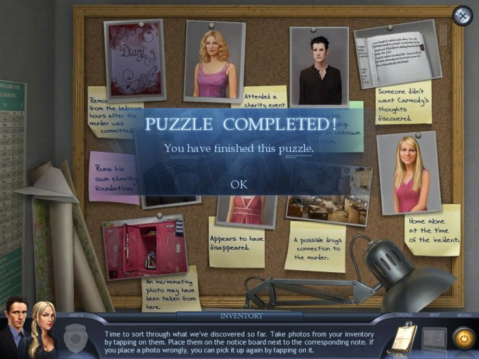 iPad Game Review: Special Enquiry Detail: The Hand that Feeds