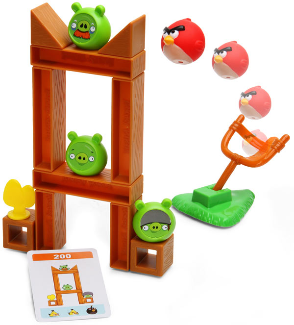 Battery Died on Your iPhone? Play Angry Birds in Real Life!