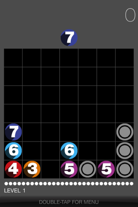 Drop7 Free by Zynga for iPhone/Touch/iPad  Drop7 Free by Zynga for iPhone/Touch/iPad