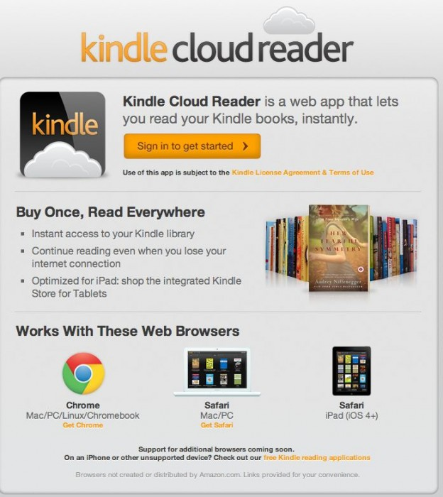Kindle Cloud Reader iPad Review: Simple to Use, Awesome to Behold!  Kindle Cloud Reader iPad Review: Simple to Use, Awesome to Behold!  Kindle Cloud Reader iPad Review: Simple to Use, Awesome to Behold!