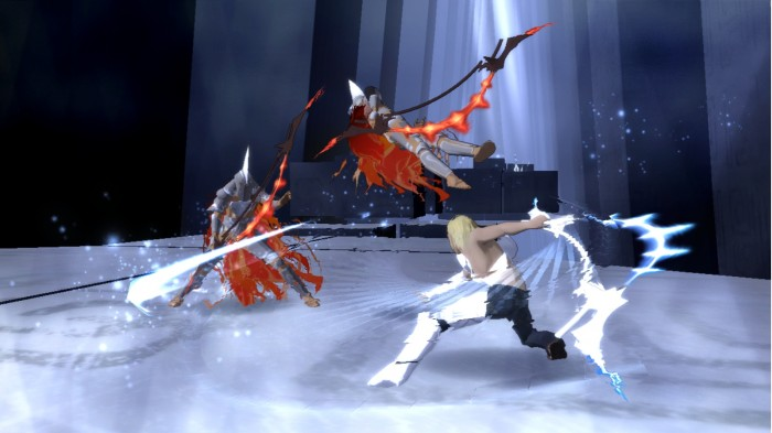 PlayStation 3 Game Review: El Shaddai: Ascension of the Metatron  PlayStation 3 Game Review: El Shaddai: Ascension of the Metatron  PlayStation 3 Game Review: El Shaddai: Ascension of the Metatron