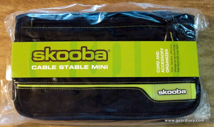 The Skooba Design Cable Stable Mini Review