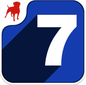 Drop7 Free by Zynga for iPhone/Touch/iPad