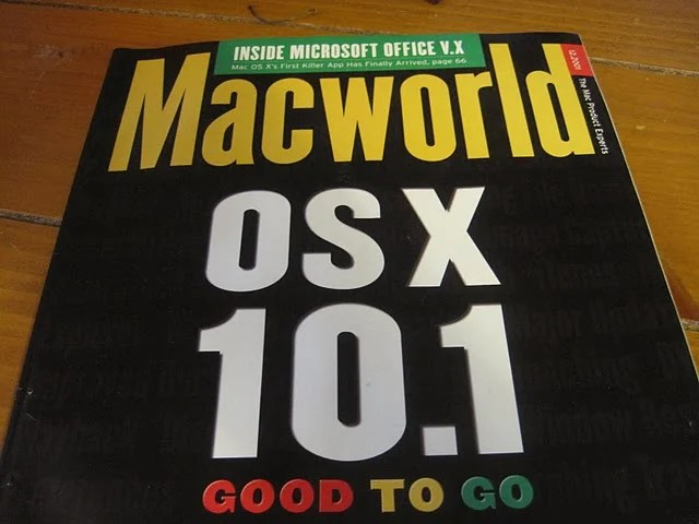 Time Traveling With Macworld!