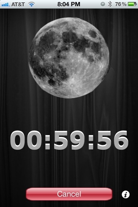 Music Sleep Timer for iPhone/Touch