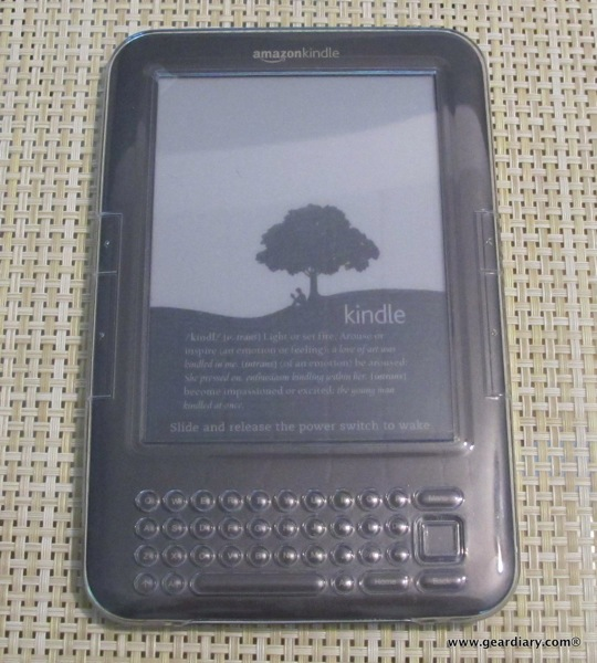 Kindle Case Review: Speck BookShield for Kindle 3