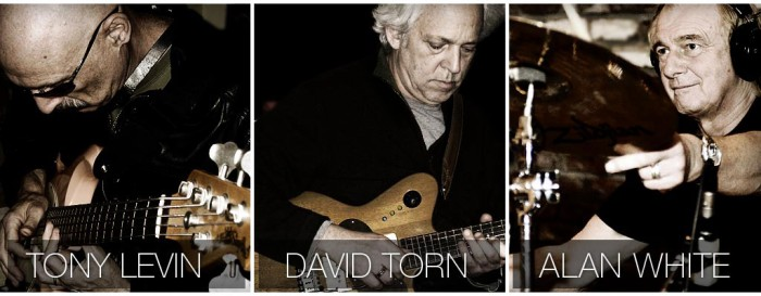 Music Diary Songs of Note: Get Ready for a New Release from the Monster Trio of  Tony Levin, David Torn &  Alan White!