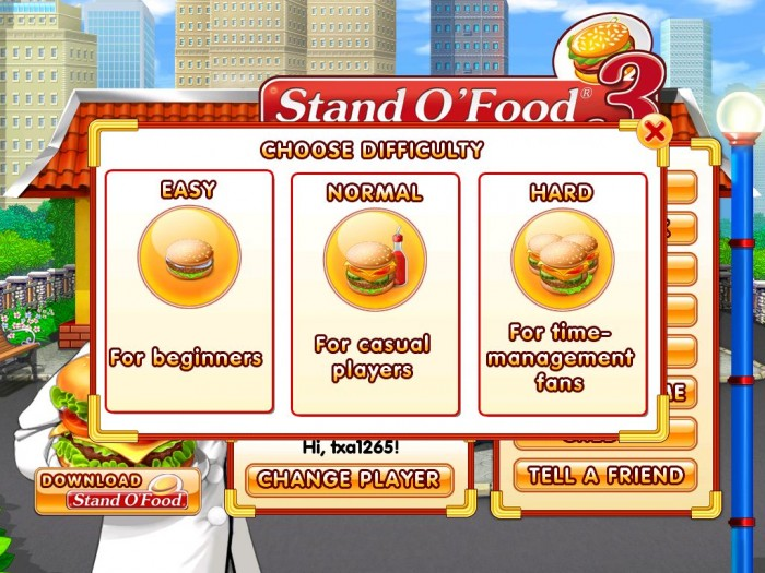 iPad Game Review: Stand O'Food 3  iPad Game Review: Stand O'Food 3