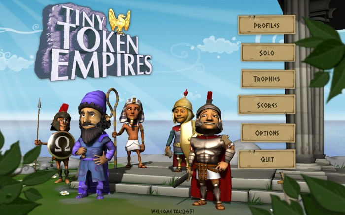 Mac Game Review: Tiny Token Empires