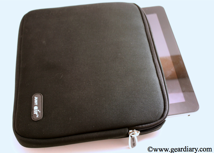 Review: Just Air Protection System for Tablets
