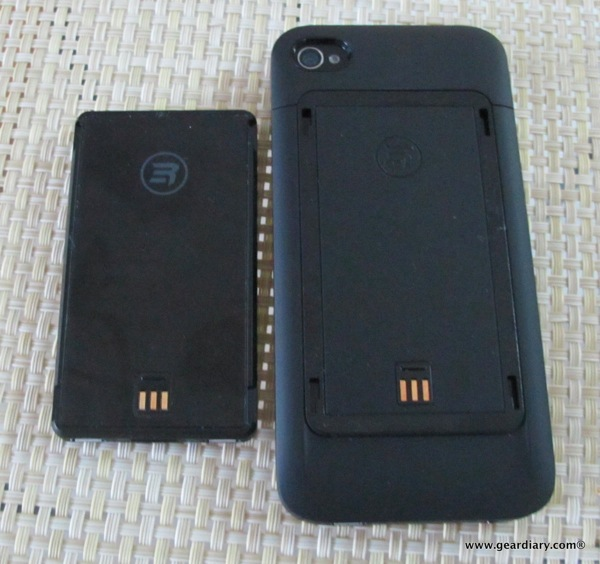 iPhone Battery Case Review: Third Rail System For iPhone 4 & 4S
