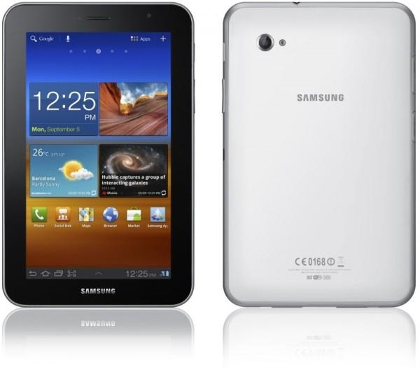 Samsung Galaxy Tab Plus 7.0: Pre-Order Priced for Certain Death