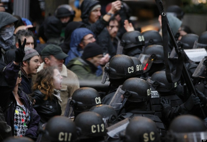 A Look at Our Growing Police State from Four Angles