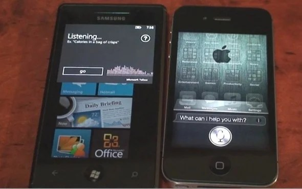 Microsoft's Claims of TellMe Being 'Basically the Same as Siri' Put to the Test