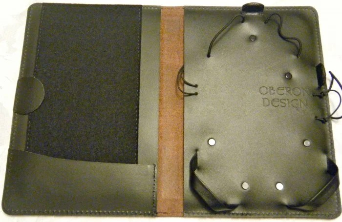 Oberon Design Celtic Hounds Kindle Fire Cover Review