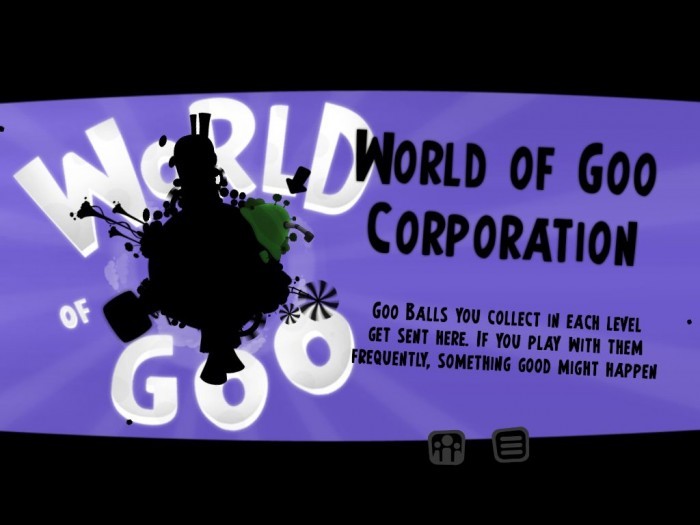 The World of Goo for iPad Game Review  The World of Goo for iPad Game Review  The World of Goo for iPad Game Review  The World of Goo for iPad Game Review  The World of Goo for iPad Game Review