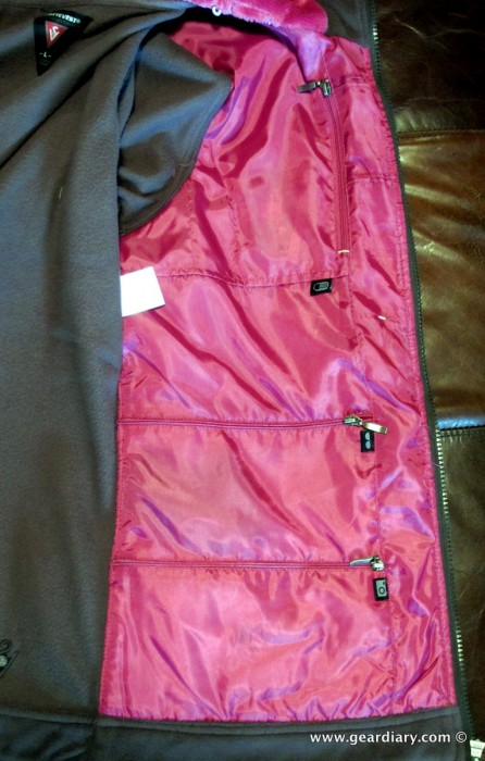 The SCOTTEVEST Women's SeV Chloe Hoodie Review