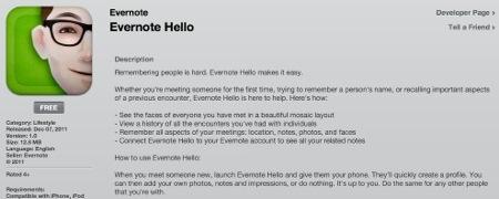 Evernote Hello? Uhm, No.  Evernote Hello? Uhm, No.