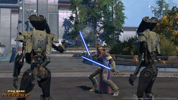 Star Wars The Old Republic Launches, My Hands-On Thoughts