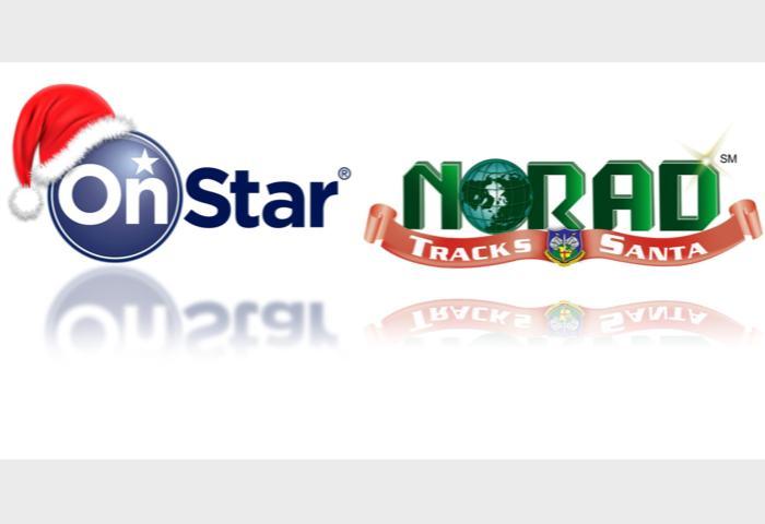 OnStar and NORAD warming up the Santa Tracker