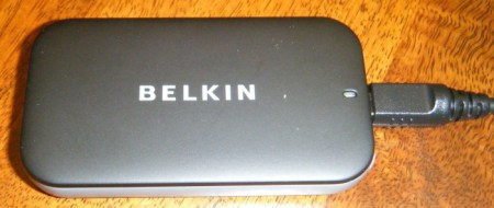 Belkin Portable Power Pack 1000 Cell Phone Charger Review  Belkin Portable Power Pack 1000 Cell Phone Charger Review