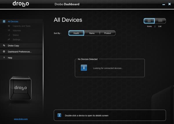 GearDiary The Drobo Data Storage System Review