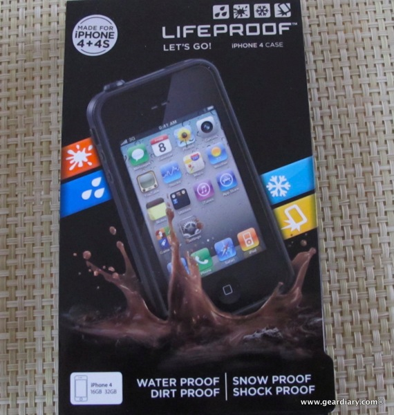 LifeProof Proof Case for iPhone 4S Review  LifeProof Proof Case for iPhone 4S Review