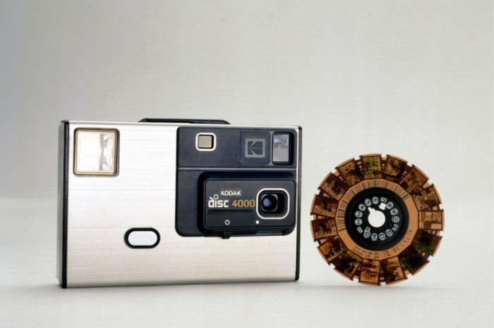 Kodak Files for Bankruptcy ... an End to a Legendary Era in Photographic History