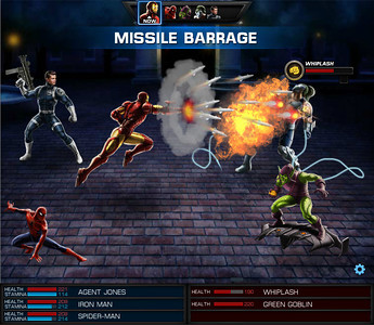 Marvel: Avengers Alliance coming to Facebook