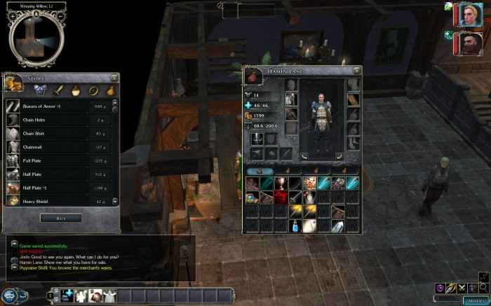 Neverwinter Nights 2 for the Mac (App Store Version)